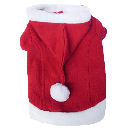 Julemandstøj til hunden