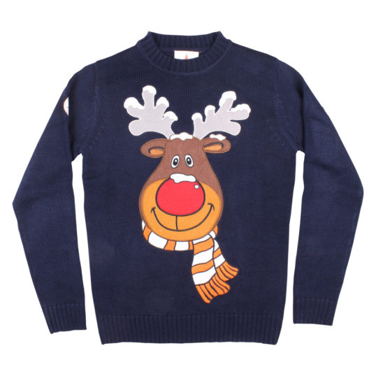 Rudolph-The-Reindeer-Funky-Christmas-Jumpers-Sweaters-2014