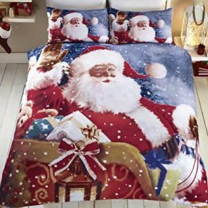 Santa Claus sengetøj